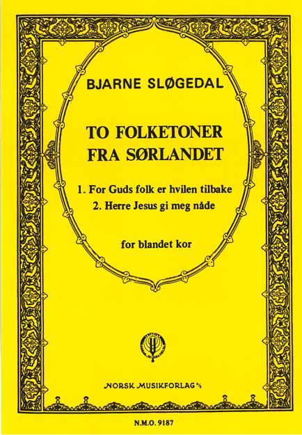 Folketoner fra Sørlandet