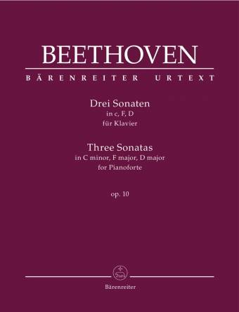 BEETHOVEN: Sonata in C minor, op. 111