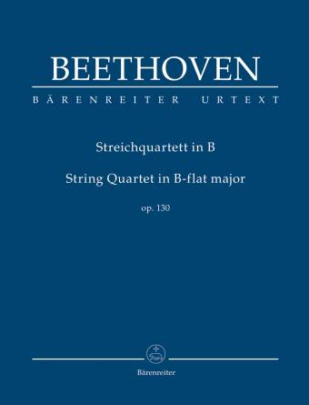 String Quartet in B-flat major op. 130