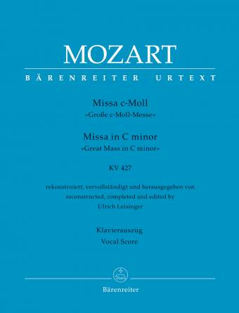 Mozart: Missa C-moll