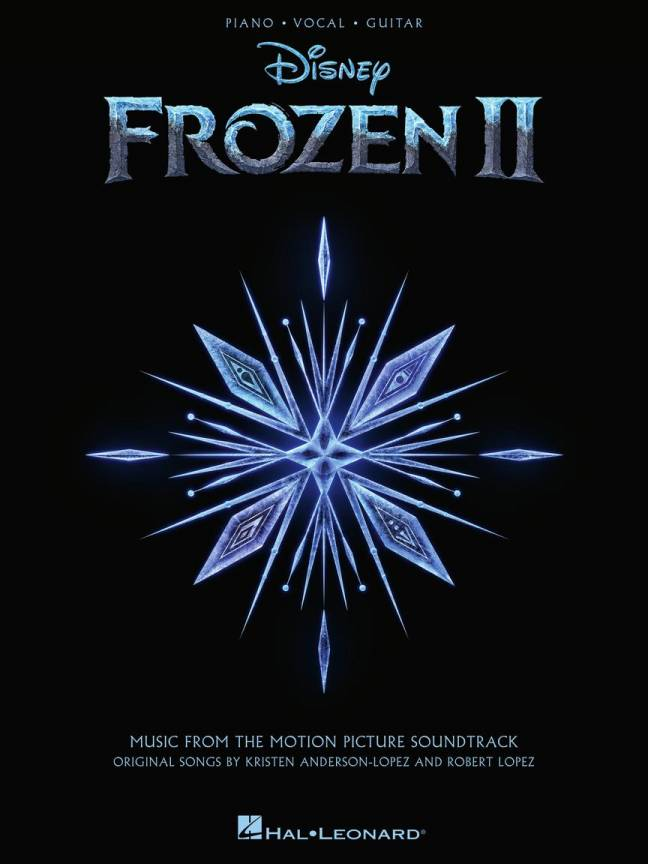 Frozen 2: Music From The Motion Picture Soundtrack