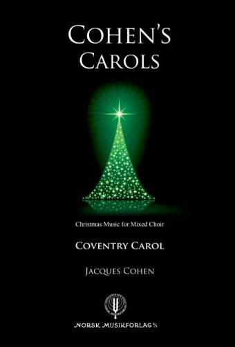 JACQUES COHEN: Coventry Carol