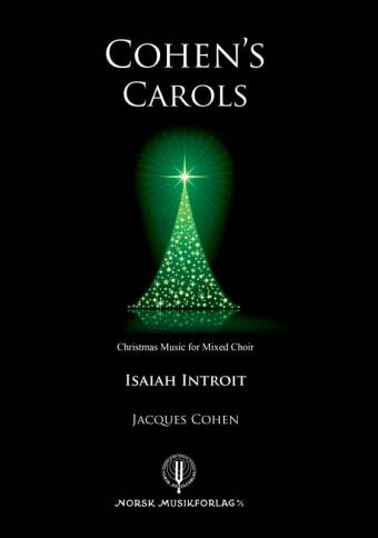 JACQUES COHEN: Isaiah Introit