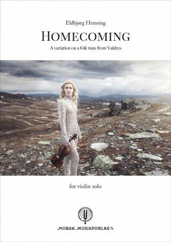 ELDBJØRG HEMSING: Homecoming