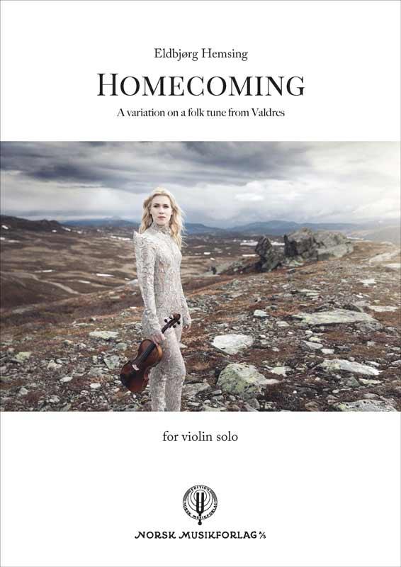 ELDBJØRG HEMSING: Homecoming