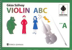 Colourstrings Violin ABC (Book A)
