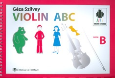 Colourstrings Violin ABC (Book B)