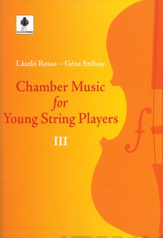 Chamber music for young string players 3 – Three violins: Score