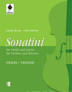 Sonatini – For violin and piano: Violin part