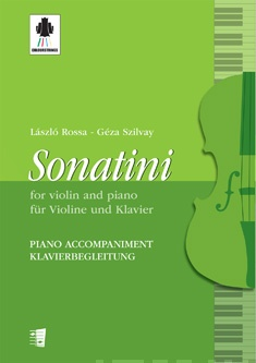 Sonatini – For violin and piano: Piano accompaniment