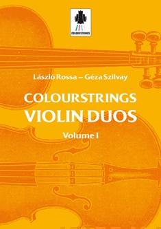Colourstrings violin duos - Volume 1