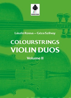 Colourstrings violin duos - Volume 2