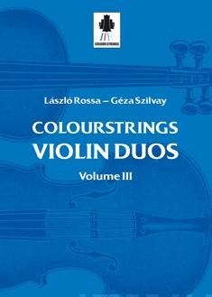 Colourstrings violin duos - Volume 3