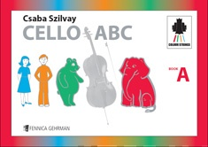 Colourstrings Cello ABC (Book A)
