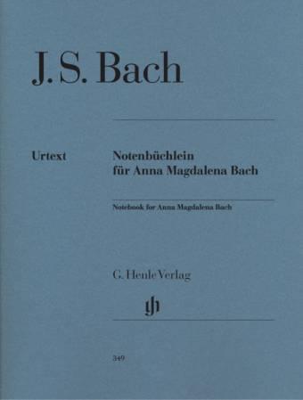 BACH: Notenbüchlein für Anna Magdalena Bach