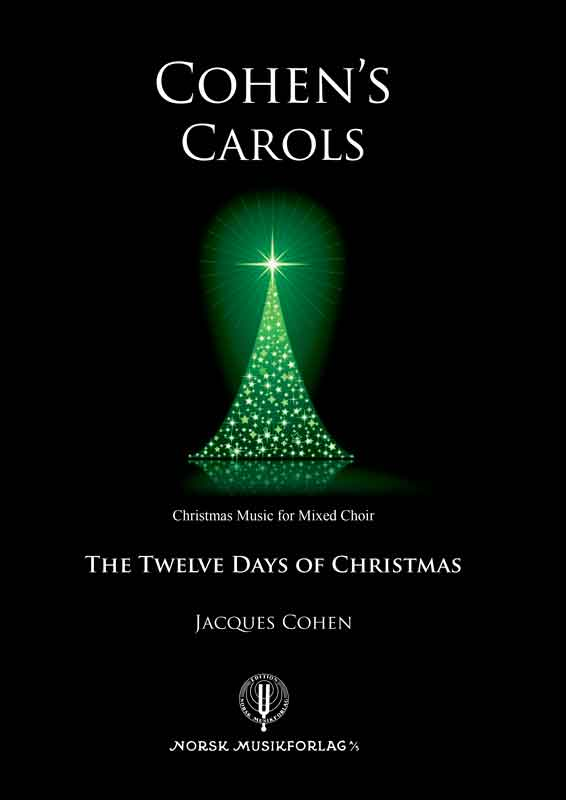 JACQUES COHEN: The Twelve Days of Christmas