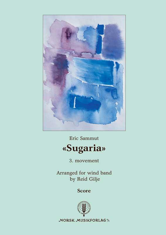 """ERIC SAMMUT: """"Sugaria"""" (Janitsjarorkester)"""