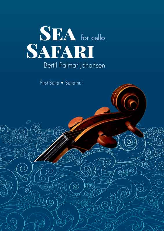 BERTIL PALMAR JOHANSEN: Sea Safari