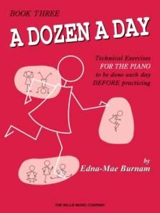 Edna-Mae Burnam: A Dozen A Day, Book 3