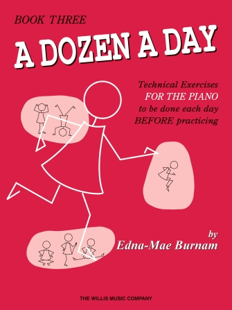 Edna-Mae Burnam: A Dozen A Day, Book 3