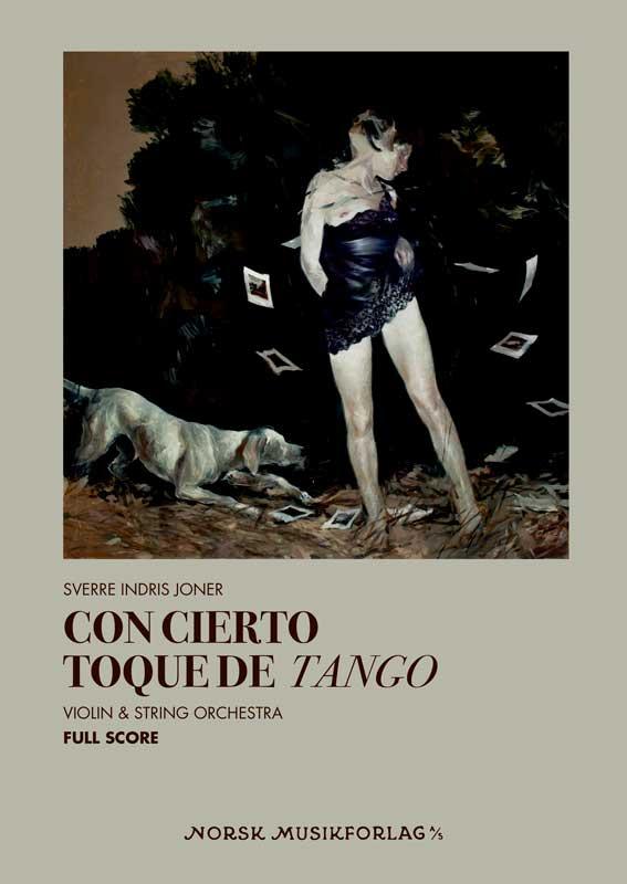 SVERRE INDRIS JONER: Con cierto toque de tango
