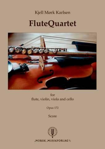 KJELL MØRK KARLSEN: FluteQuartet