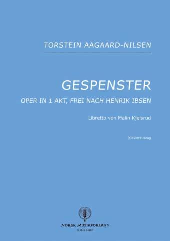 TORSTEIN AAGAARD-NILSEN: Gespenster