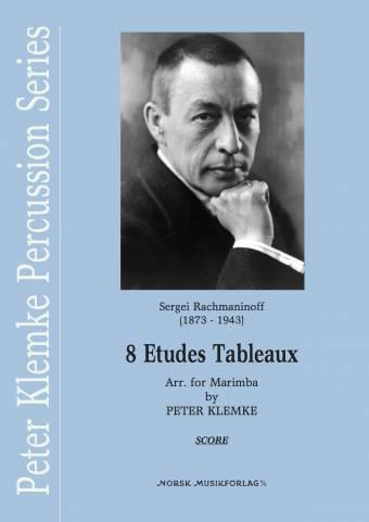 PETER KLEMKE (Arr.): 8 Etudes Tableaux (Sergei Rachmaninoff)