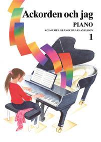 Ackorden och jag – Piano 1