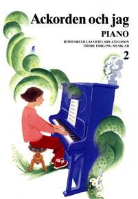 Ackorden och jag – Piano 2