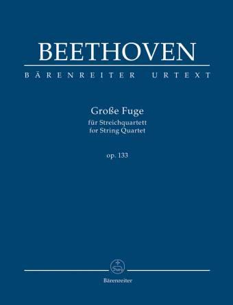 BEETHOVEN: Strykekvartett (Große Fuge), Op. 133