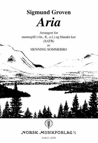 HENNING SOMMERRO (arr.): Aria