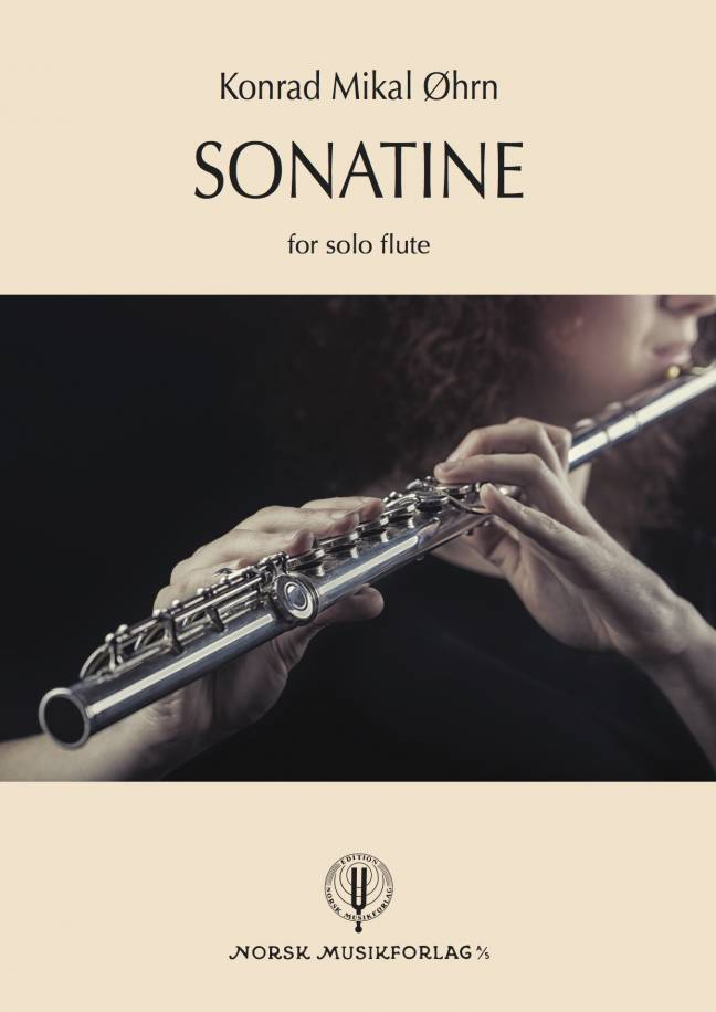 KONRAD M. ØHRN: Sonatine for fløyte solo
