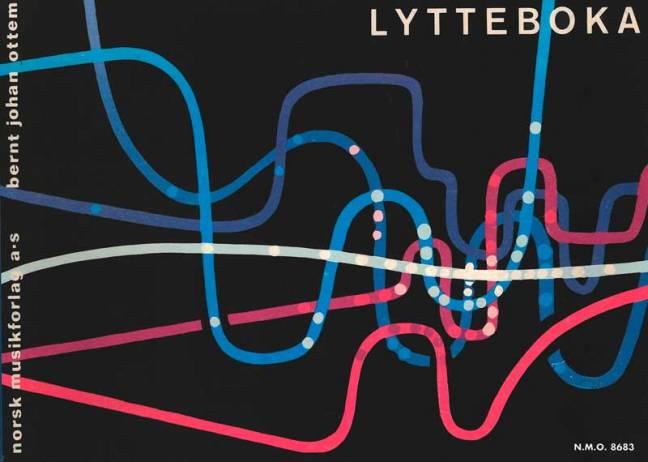 BERNT JOHAN OTTEM: Lytteboka
