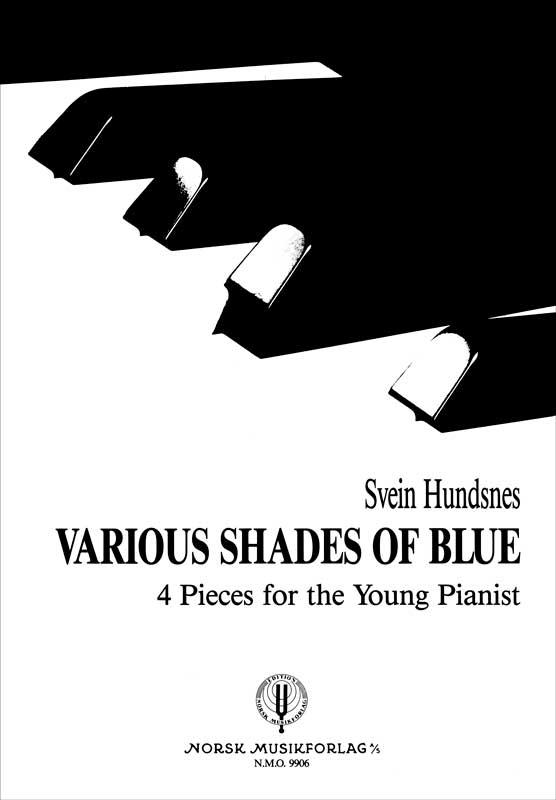 SVEIN HUNDSNES: Various Shades of Blue
