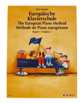 The European Piano Method Vol. 1