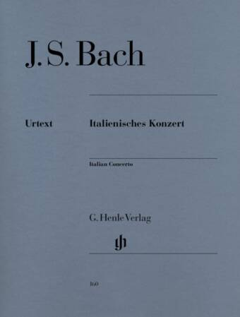 BACH: Italienisches Konzert BWV 971