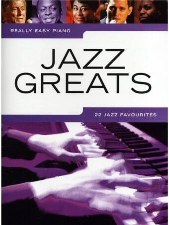 Really Easy Piano – Jazz Greats