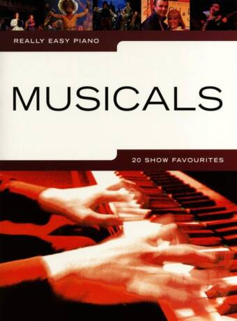 Really Easy Piano – Musicals