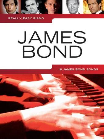 Really Easy Piano – James Bond