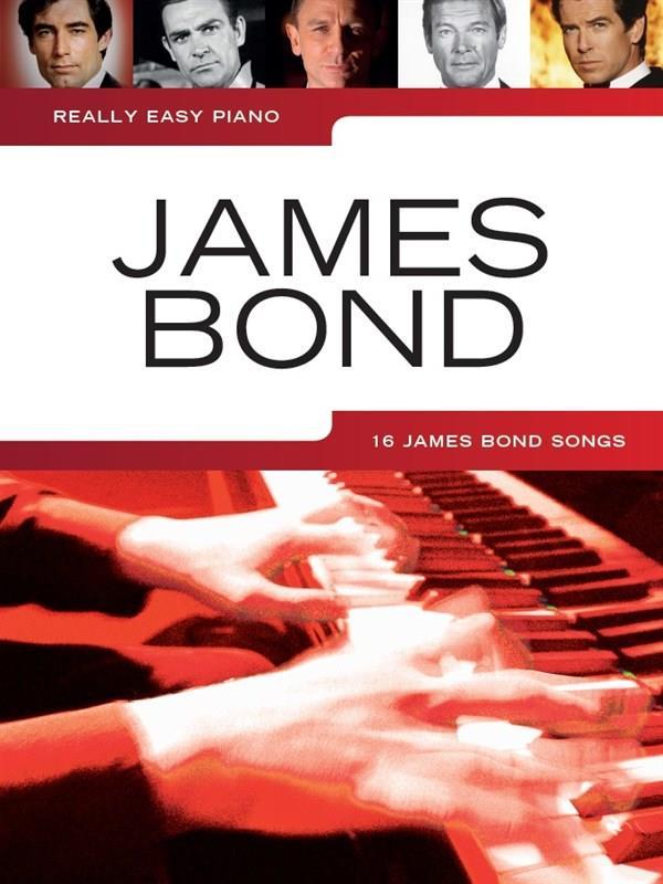 Really Easy Piano –James Bond