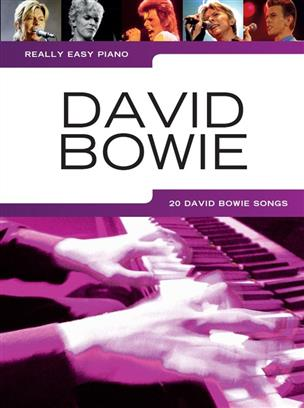 Really Easy Piano – David Bowie