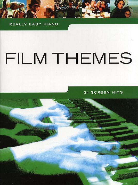 Really Easy Piano –Film Themes