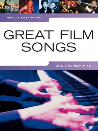 Really Easy Piano – Great Film Songs