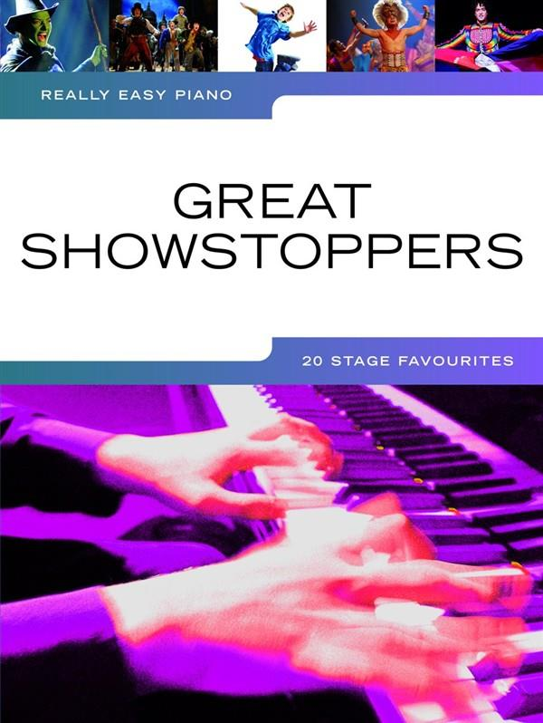 Really Easy Piano –Great Showstoppers