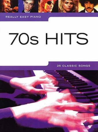 Really Easy Piano – 70s Hits