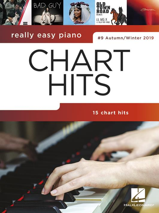 Really Easy Piano –Chart Hits - #9 Autumn/Winter 2019