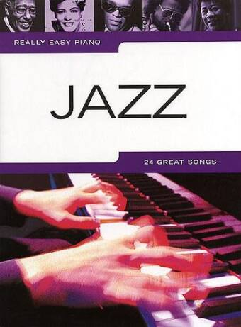 Really Easy Piano – Jazz