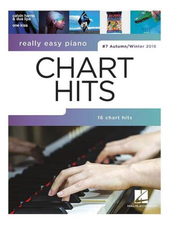 Really Easy Piano – Chart Hits - #7 Autumn/Winter 2018