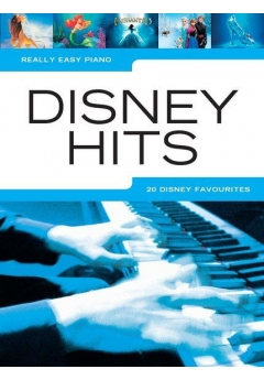 Really Easy Piano – Disney Hits